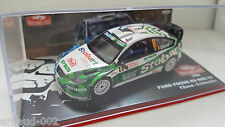Ixo - Ford Focus RS WRC 07 Rallye Monte Carlo 2008 Duval Chevaillier (1/43)