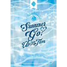 UP10TION-[SUMMER GO!] 4th Mini Album CD+POSTER+96 Photo Book+Card K-POP Sealed