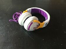 EXCELLENT Kobe Bryant Los Angeles Lakers Skullcandy Headphones NBA Skull Candy