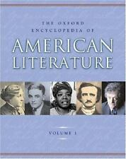 The Oxford Encyclopedia of American Literature-ExLibrary