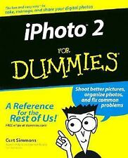 iPhoto 2 For Dummies (For Dummies (Computers)), Simmons, Curt, Good Book