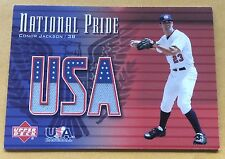 2003 Upper Deck Baseball Conor Jackson Game-Used Pants Card