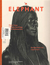 NEW! ELEPHANT Issue 14 Spring 2013 Google Earth Art & Visual Culture Cape Town