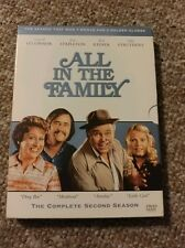 All in the Family - The Complete Second Season 2 (DVD, 2003, 3-Discs)