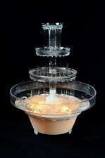 Fountain Wedding Fanci Cake Stand