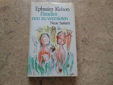 Ephraim Kishon - Paradies neu zu vermieten - Versand möglich