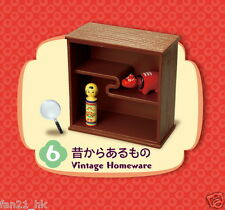 Re-Ment Dollhouse miniature Grand Parent's home Furniture rement set NO. 06