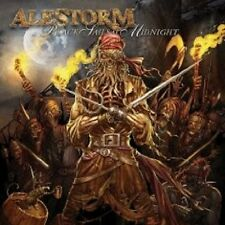 "ALESTORM ""BLACK SAILS AT MIDNIGHT"" CD NEU"