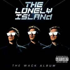 The Lonely Island, The Wack Album CD + Bonus DVD, Very Good Explicit Lyrics, Box