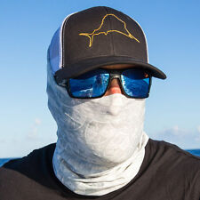 Salt Armour StealthTech Camo Ghost Face Shield Sun Mask Balaclava Neck Gaiter