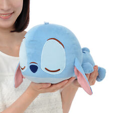 Super SOFT Plush Doll - Sleeping Stitch ❤ Disney Store Japan