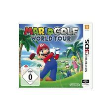 N3DS Sports game Mario Golf World Tour 2014,compatible with Nintendo 2DS,3DS,