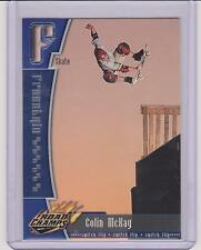 RARE 2000 AXS ROAD CHAMPS COLIN MCKAY SKATEBOARD SK8 CARD ~ FREESTYLE