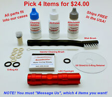 Windshield Repair Supplies - Choose (4) Items