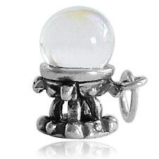 Bola de cristal encanto plata esterlina 925 Mystic adivina cmfycb 01