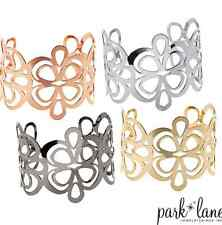 "Park Lane ""CHIC"" Rose Gold Cuff Bracelet ~ Light Weight ~ Orig $39"