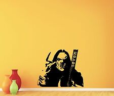 Slipknot Wall Decal Mick Thomson Rock Music Vinyl Sticker Decor Poster 153hor