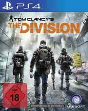 * ps4 Gioco Tom Clancy 's the Division * COME NUOVO! * tedesco PLAYSTATION 4 TOP! *