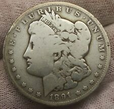 1891 O MORGAN SILVER DOLLAR #X880 historical U.S. one coin $1