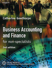 Business Accounting and Finance: For Non Specialists by C. Gowthorpe (Paperback…