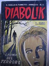 DIABOLIK anno XIV n°5  [G312]