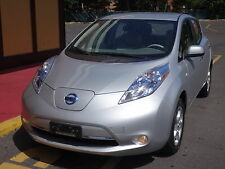 Nissan : Leaf SL Navi w / Cold Weather Pkg