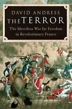 The Terror: The Merciless War for Freedom in Revolutionary France-ExLibrary