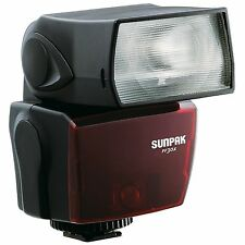 SUNPAK PF30X/pf-30x i-TTL Flash/Flashgun for NIKON DSLR