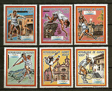 Guinea: 1987 Olympic Games Barcelona 92 MNH