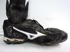 Ben Revere Autographed Game Used 2009 Baseball Cleats FLASH SALE