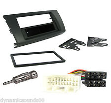 SUZUKI Swift Stereo Fascia Panel Replacement Fitting Kit, Fascia, Wiring Harness
