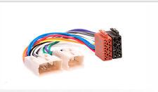 Carav 12-022 autoradio cable del adaptador ISO para toyota lexus Daihatsu