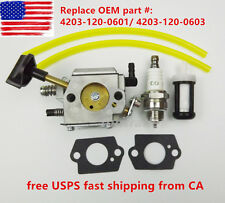 Carburetor For Stihl BR400 BR420 BR320 BR380 42031200601 Backpack Blower Carb US