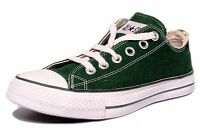 converse all star green  As canvas MONO OX shoes -Size UK 10 /US 11 / Euro 44