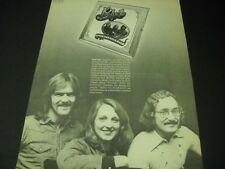 PRELUDE British act release AFTER THE GOLD RUSH Rare 1974 PROMO POSTER AD mint