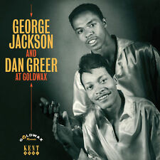 George Jackson And Dan Greer - At Goldwax (CDKEND 428)