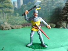 Timpo Medieval Knight with axe 1/32 painted