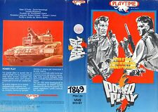 POWER  PLAY  (1978) VHS Playtime  Video - Peter O'Toole Donald Pleasance
