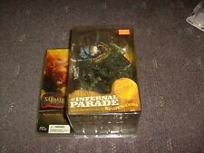 McFarlane Clive Barker's The Infernal Parade The Golem Elijah Lot Sabbaticus MOC