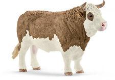 Z15) Schleich (13800) Toro de Fleckvieh Schleichanimales Schleichanimal Vaca