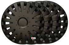 15'' Wheel trims Hub Cups for Mini ONE - black new