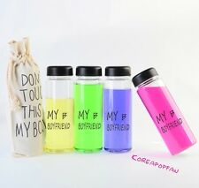 1pic Boyfriend water bottle Kpop new
