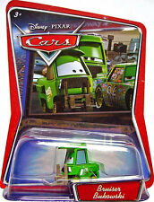 DISNEY*PIXAR CARS Collection_BRUISER BUKOWSKI DieCast_WAL*MART Exclusive_NEW_MIP