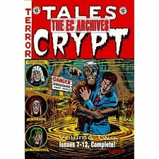 GEMSTONE EC COMICS TALES FROM THE CRYPT VOL 2 JUL 2007 1ST ED NEW HC SEALED OOP