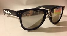 """Mirrored """"WILD THING"""" Rick Vaughn Glasses MAJOR LEAGUE CLEVELAND INDIANS"""