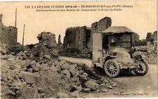 CPA  Rembercourt-aux-Pots - Embramchement des Routes de Sommaisne (240928)