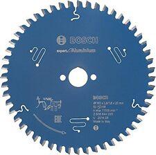 Bosch Expert Aluminium Circular Saw Blade 165 x 20mm 2608644095 3165140796613