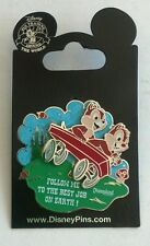Disney Pin 91013 NEW Cast Exclusive Follow Me to the Best Job w/ Chip and Dale