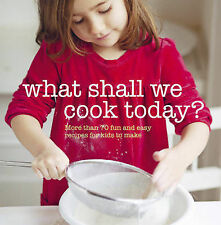 WHAT SHALL WE COOK TODAY? by Ryland Peters & Small : WH2-R4 : PB025 : NEW BOOK