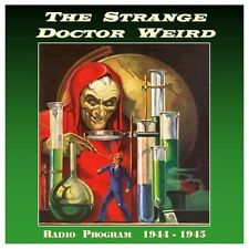 The Strange Dr.Weird (1944-1945) - 29 Old Time Horror Radio Shows - Audio MP3 CD